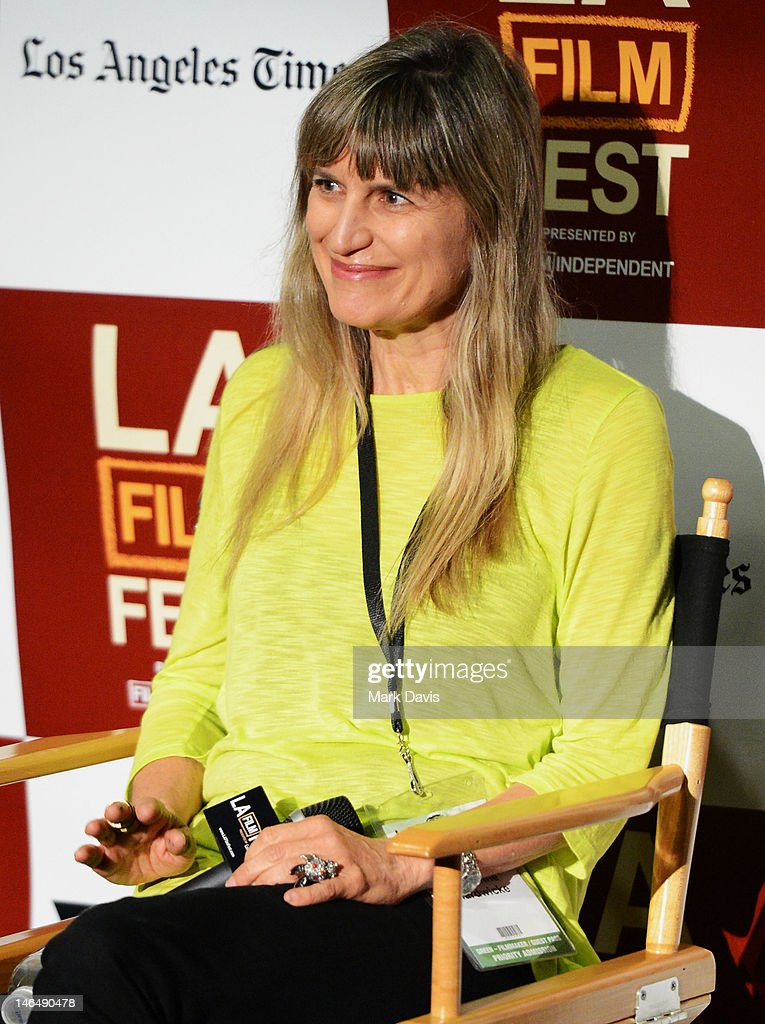 Director Catherine Hardwicke attends the Director's coffee talks during the 2012 Los Angeles Film Festival at Regal Cinemas L.A. Live on June 17, 2012 in Los Angeles, California.