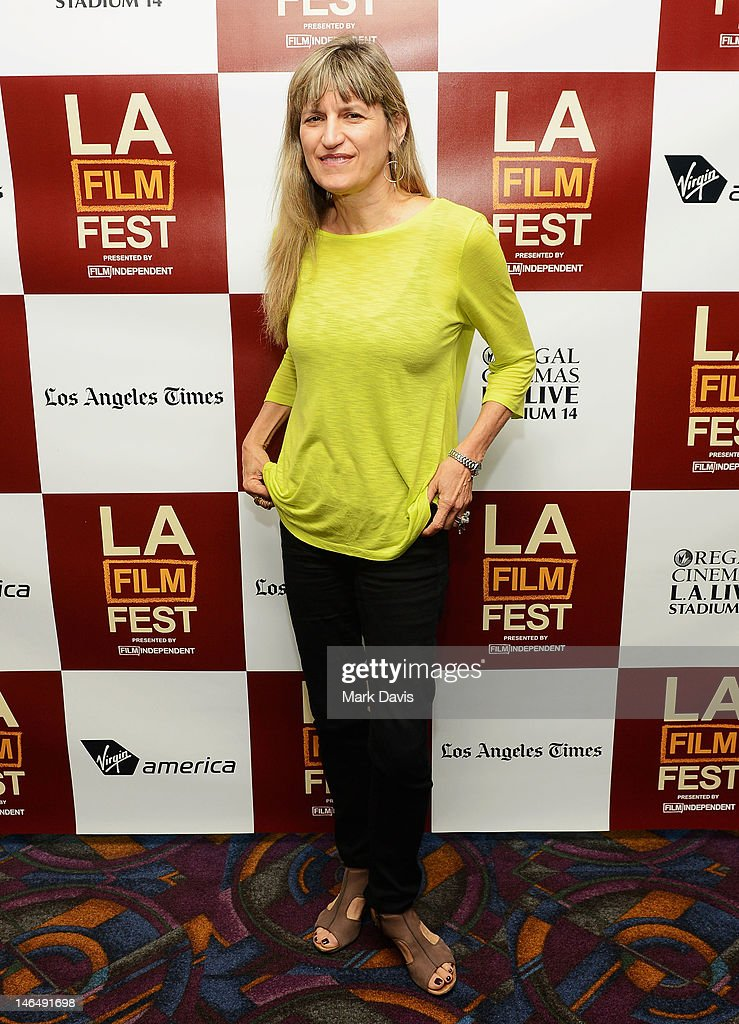 Director <a gi-track='captionPersonalityLinkClicked' href=/galleries/search?phrase=Catherine+Hardwicke&family=editorial&specificpeople=208862 ng-click='$event.stopPropagation()'>Catherine Hardwicke</a> attends the Director's coffee talks during the 2012 Los Angeles Film Festival at Regal Cinemas L.A. Live on June 17, 2012 in Los Angeles, California.