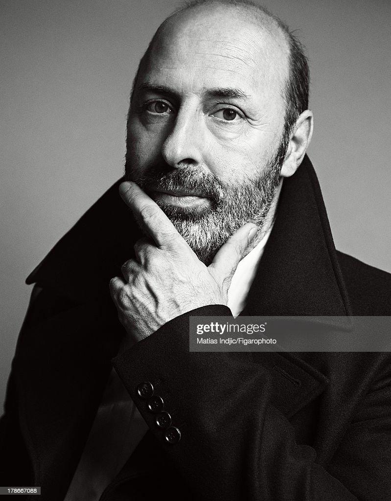 Cedric Klapisch, Madame Figaro, August 23, 2013