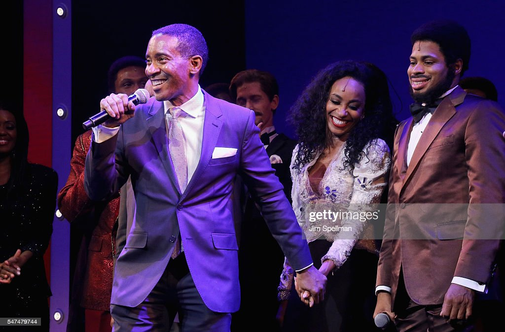 """Motown The Musical"" Returns To Broadway"