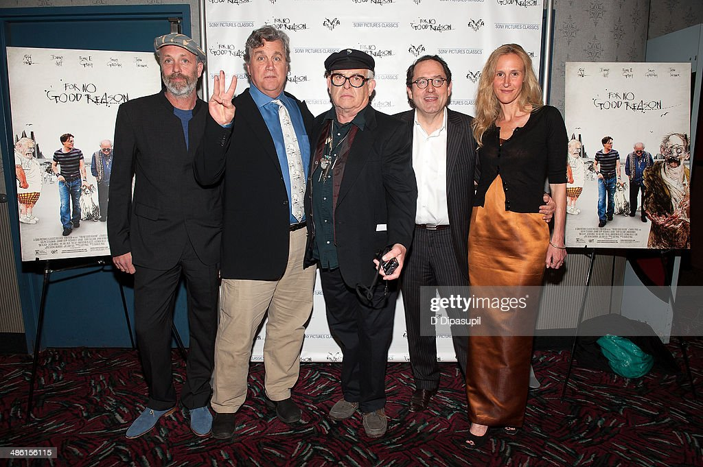 """For No Good Reason"" New York Screening - Arrivals"