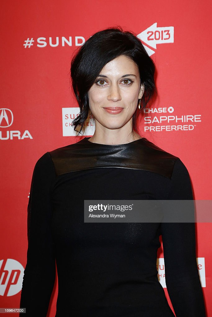 Director Cherien Dabis attends the 'May In The Summer' premiere during the 2013 Sundance Film Festival at Eccles Center Theatre on January 17, 2013 in Park City, Utah.