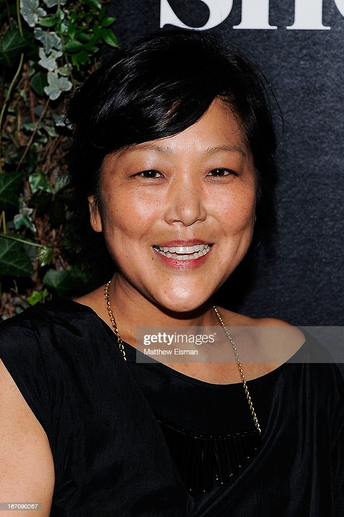 Director Chiemi Karasawa attends the 'Elaine Stritch: Shoot Me' after party during the 2013 Tribeca Film Festival at Maritime Hotel on April 19, 2013 in New York City.