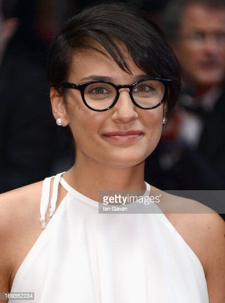 Director Chloe Robichaud attend the 'Sarah Prefere La Course' premiere during The 66th Annual Cannes Film Festival at Palais des Festivals on May 23...
