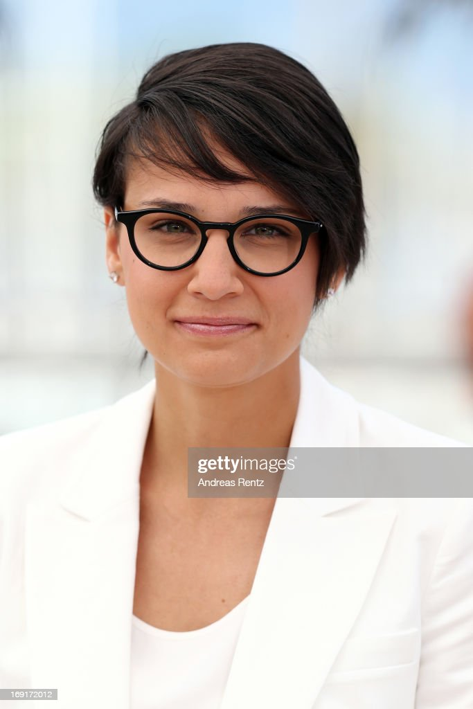 Director Chloe Robichaud attends the 'Sarah Prefere La Course' Photocall during The 66th Annual Cannes Film Festival at the Palais des Festivals on May 21, 2013 in Cannes, France.