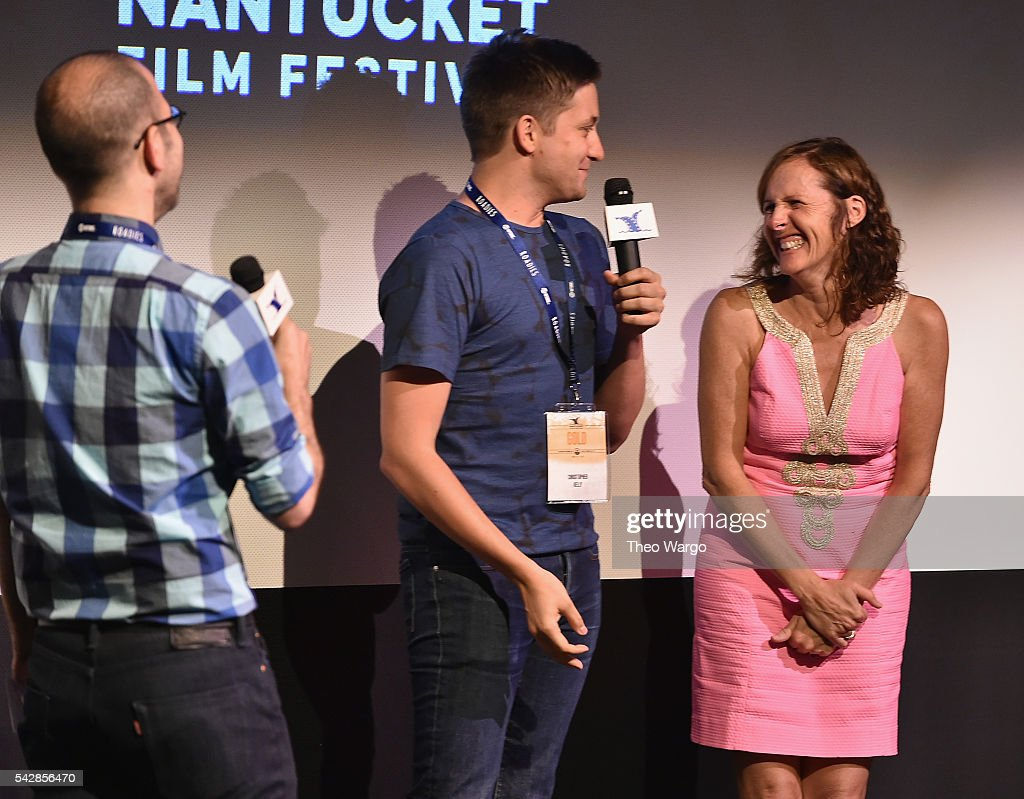Director Chris Kelly and Molly Shannon attend a screening of 'Other People' during the 2016 Nantucket Film Festival Day 3 on June 23, 2016 in Nantucket, Massachusetts.