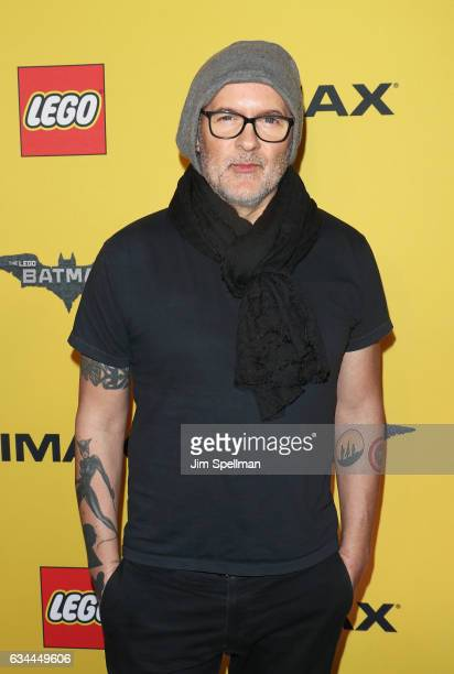 Director Chris McKay attend 'The Lego Batman Movie' New York screening at AMC Loews Lincoln Square 13 on February 9 2017 in New York City