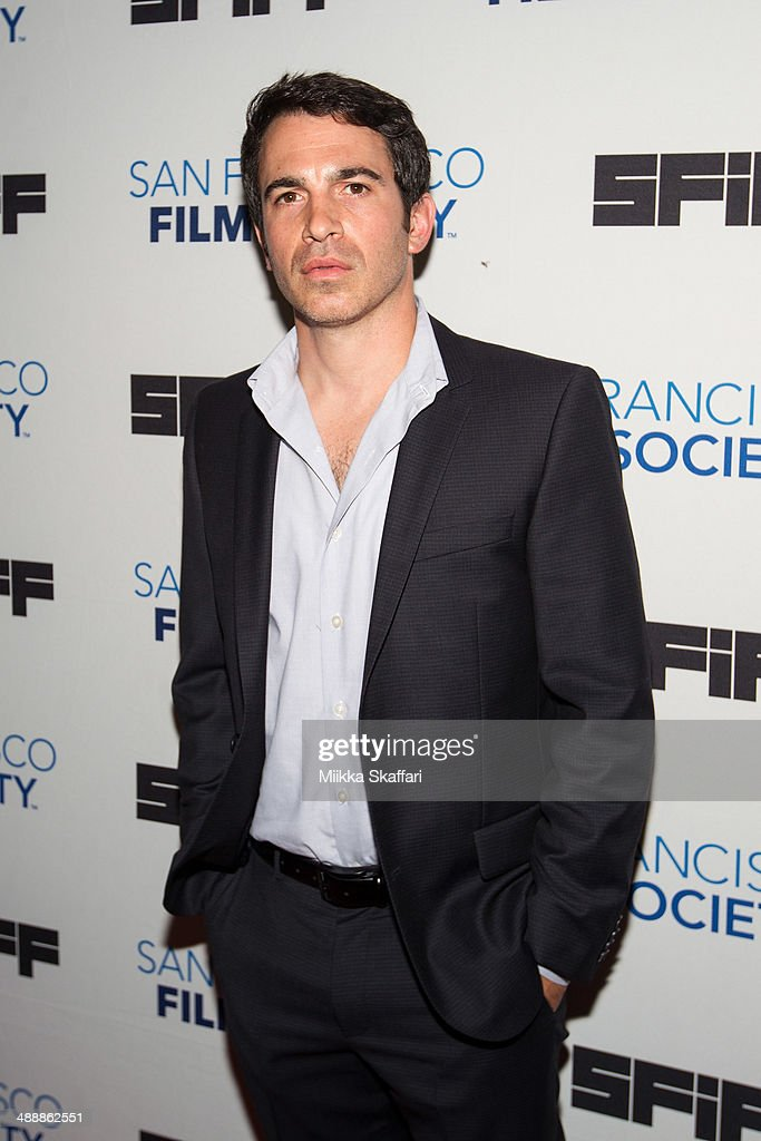 Director <a gi-track='captionPersonalityLinkClicked' href=/galleries/search?phrase=Chris+Messina&family=editorial&specificpeople=541094 ng-click='$event.stopPropagation()'>Chris Messina</a> arrives at the premiere of 'Alex Of Venice' in San Francisco International Film Festival on May 8, 2014 in San Francisco, California.