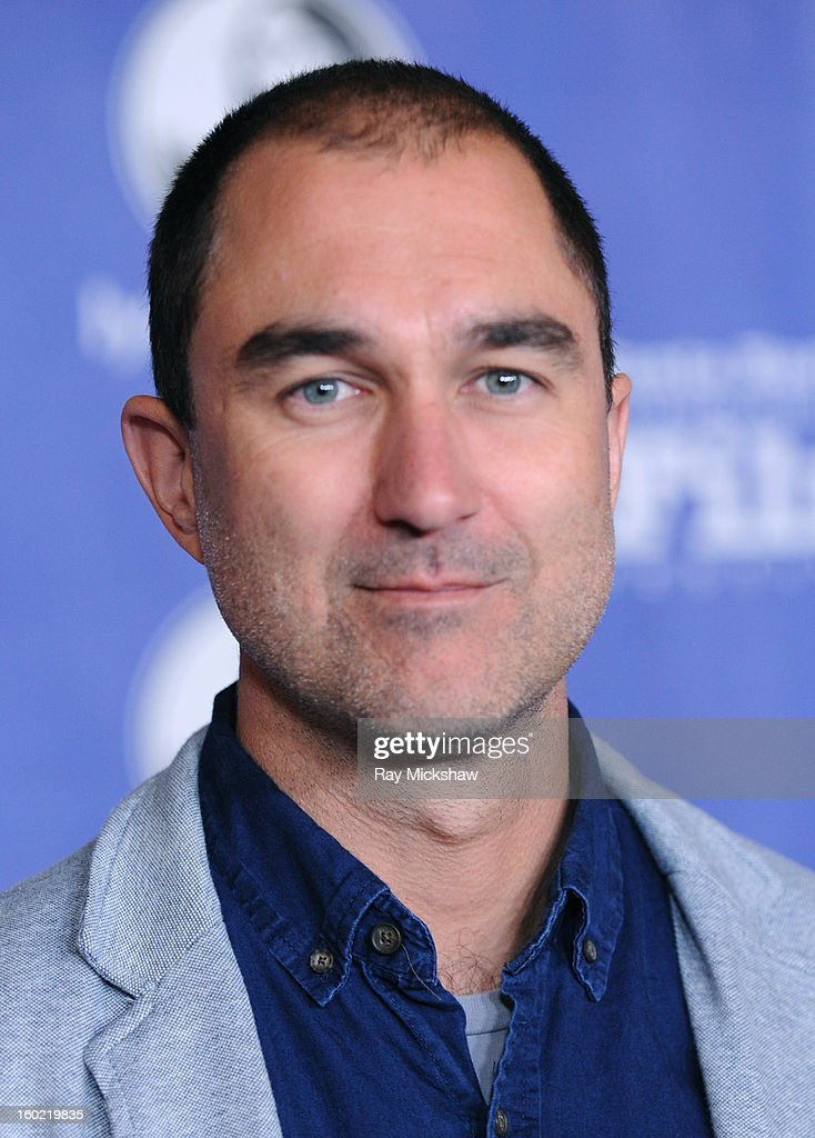 Director Chris Neilus attends the screening of 'Storm Surfers 3D' at the 28th Santa Barbara International Film Festival on January 27, 2013 in Santa Barbara, California.