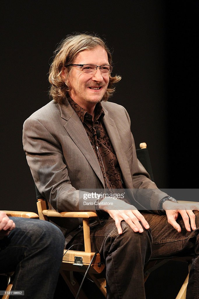 Director Chris Paine attends Tribeca Talks After The Movie: 'Revenge of the Electric Car' during the 2011 Tribeca Film Festival at the SVA Theater on April 23, 2011 in New York City.