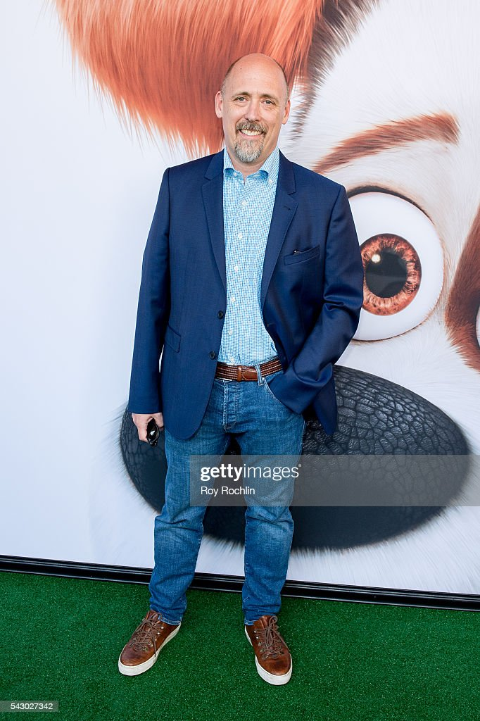 Director <a gi-track='captionPersonalityLinkClicked' href=/galleries/search?phrase=Chris+Renaud&family=editorial&specificpeople=4162473 ng-click='$event.stopPropagation()'>Chris Renaud</a> attends 'Secret Life Of Pets' New York Premiere on June 25, 2016 in New York City.