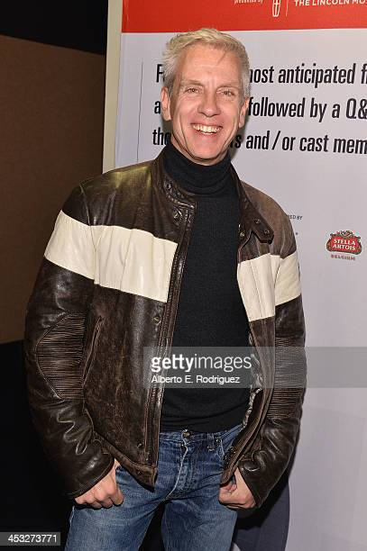 Director Chris Sanders attends the 2013 Variety Screening Series of 'The Croods' at ArcLight Cinemas on December 2 2013 in Hollywood California