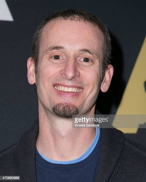 Director Chris Williams attends The Academy of Motion Picture Arts and Sciences' Hosts Deconstructing 'Big Hero 6' at Samuel Goldwyn Theater on April...