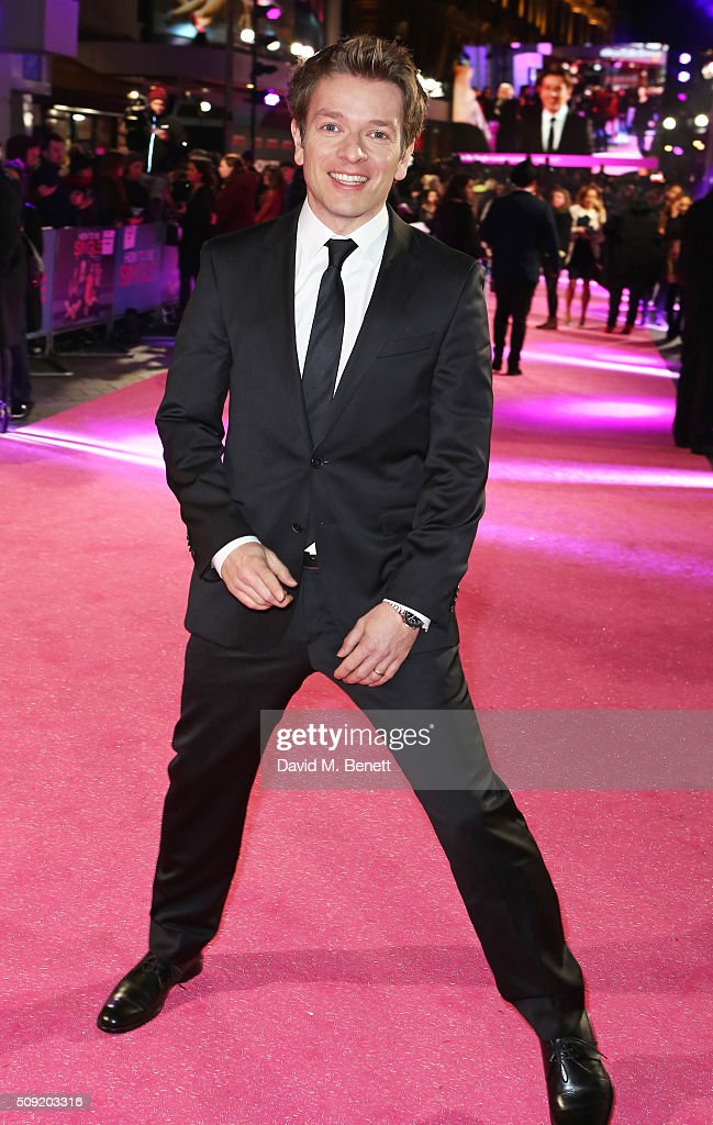 Director Christian Ditter attends the UK Premiere of 'How To Be Single' at Vue West End on February 9, 2016 in London, England.