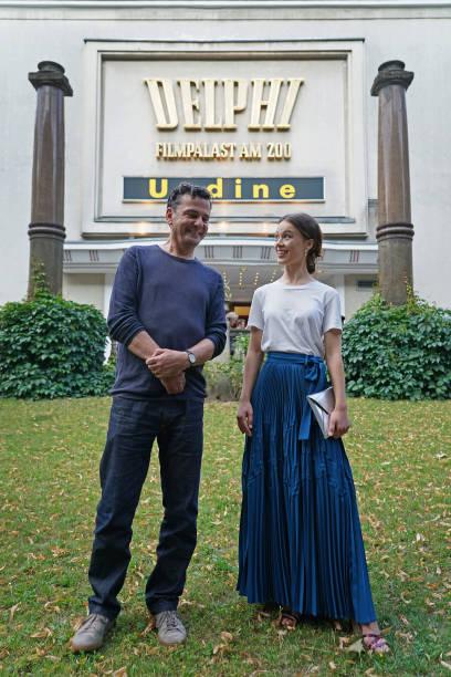 """DEU: """"Undine"""" Press Preview At Delphi Filmpalast Berlin"""