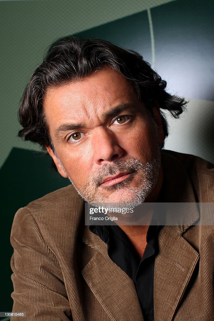 Director Christophe Barratier from 'La Nouvelle Guerre Des Boutons' poses for a portrait during the 6th International Rome Film Festival on October...
