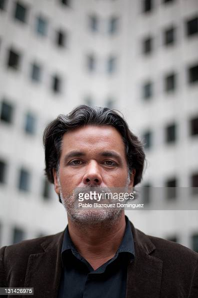 Director Christophe Barratier poses for a portrait session held during a presentation of 'La Nouvelle Guerre Des Boutons' on November 4 2011 in...