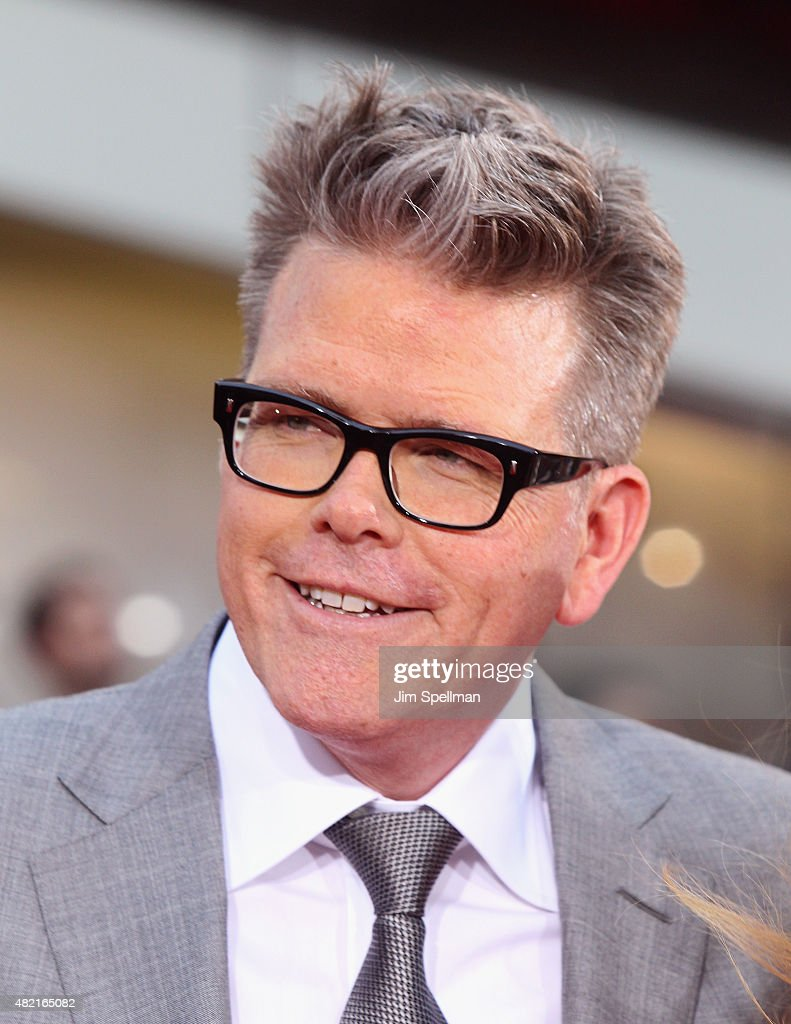 Director <a gi-track='captionPersonalityLinkClicked' href=/galleries/search?phrase=Christopher+McQuarrie&family=editorial&specificpeople=2784110 ng-click='$event.stopPropagation()'>Christopher McQuarrie</a> attends the 'Mission Impossible: Rogue Nation' New York premiere at Times Square on July 27, 2015 in New York City.