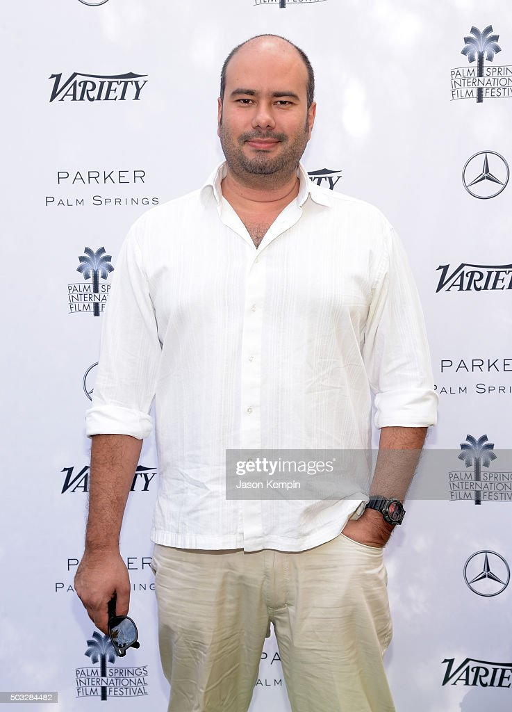 Director Ciro Guerra attends Variety's Creative Impact Awards and 10 Directors to Watch Brunch Presented By Mercedes-Benz at The 27th Annual Palm Springs International Film Festival on January 3, 2016 in Palm Springs, California.