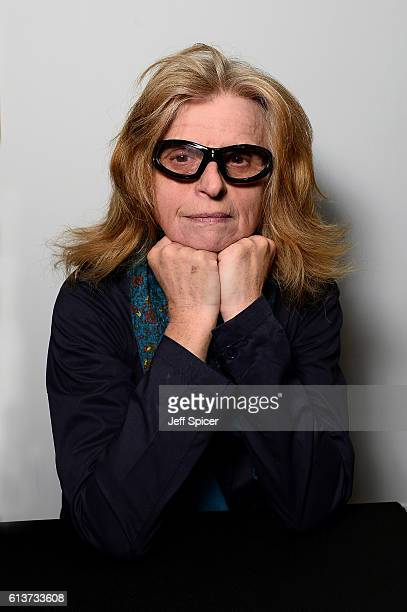 Director Claire Simon attends the FilmMaker Afternoon Tea during the 60th BFI London Film Festival at The Mayfair Hotel on October 10 2016 in London...