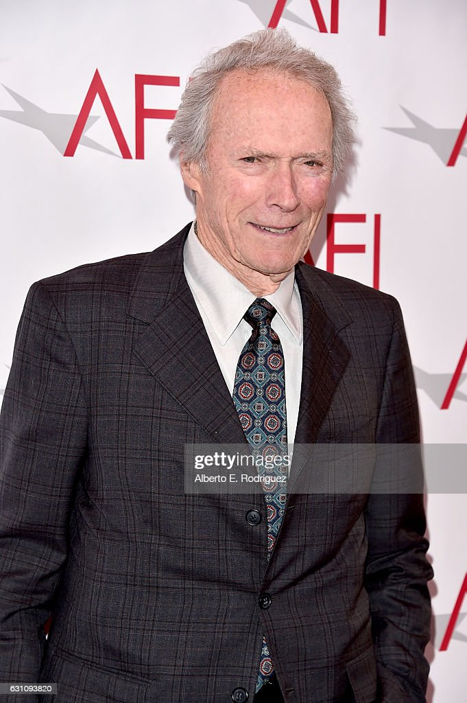 Director Clint Eastwood attends the 17th annual AFI Awards at Four Seasons Los Angeles at Beverly Hills on January 6, 2017 in Los Angeles, California.