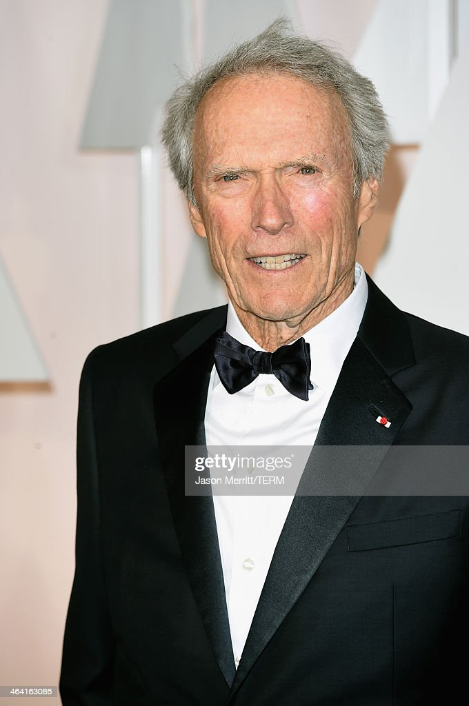 Director <a gi-track='captionPersonalityLinkClicked' href=/galleries/search?phrase=Clint+Eastwood&family=editorial&specificpeople=201795 ng-click='$event.stopPropagation()'>Clint Eastwood</a> attends the 87th Annual Academy Awards at Hollywood & Highland Center on February 22, 2015 in Hollywood, California.