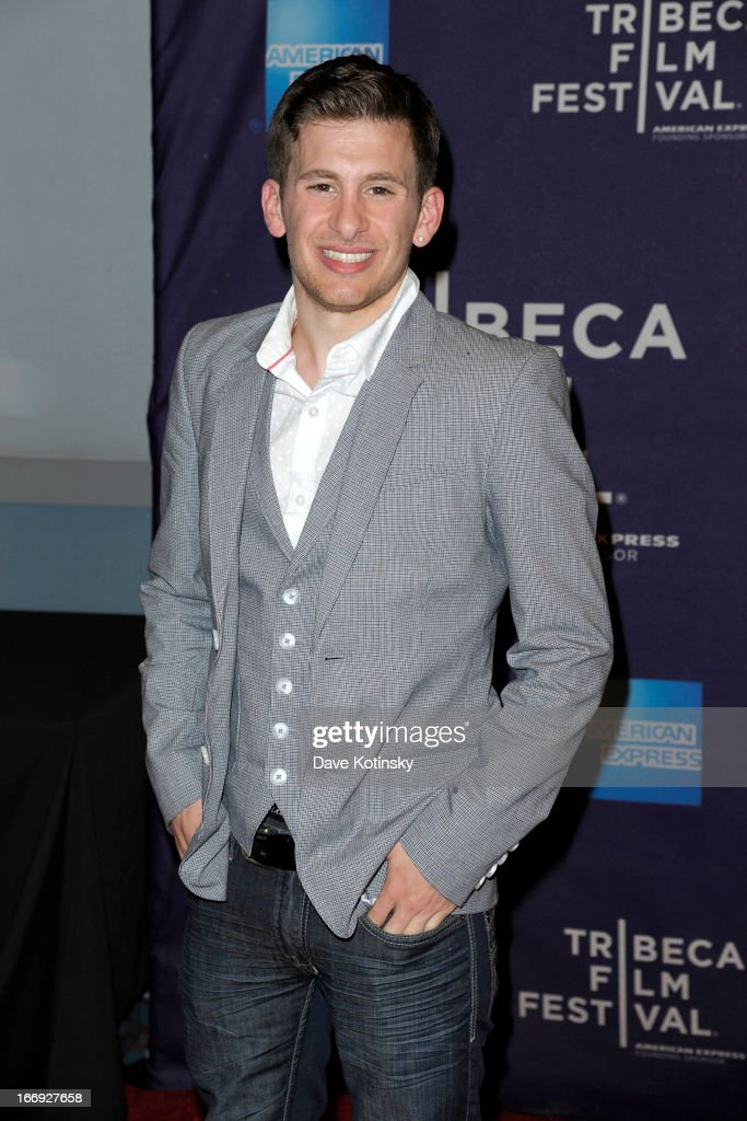 Director Cody Blue Snider attends the 'Fool's Day' Shorts Program during the 2013 Tribeca Film Festival on April 18, 2013 in New York City.