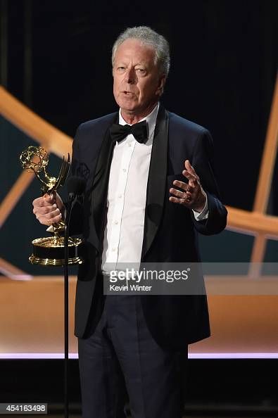 Director Colin Bucksey accepts Outstanding Directing for a Miniseries Movie or a Dramatic Special for the 'Fargo' episode 'Buridan's Ass' onstage at...