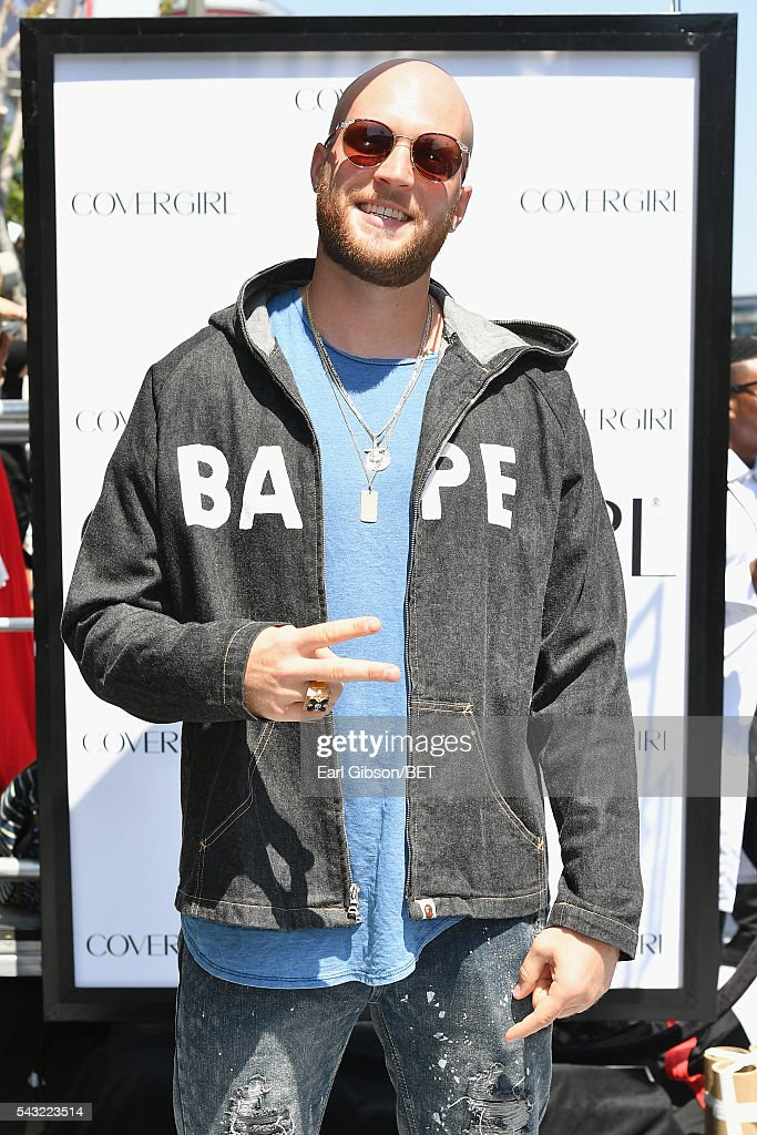 Director Colin Tilley attends the Cover Girl glam stage during the 2016 BET Awards at the Microsoft Theater on June 26, 2016 in Los Angeles, California.