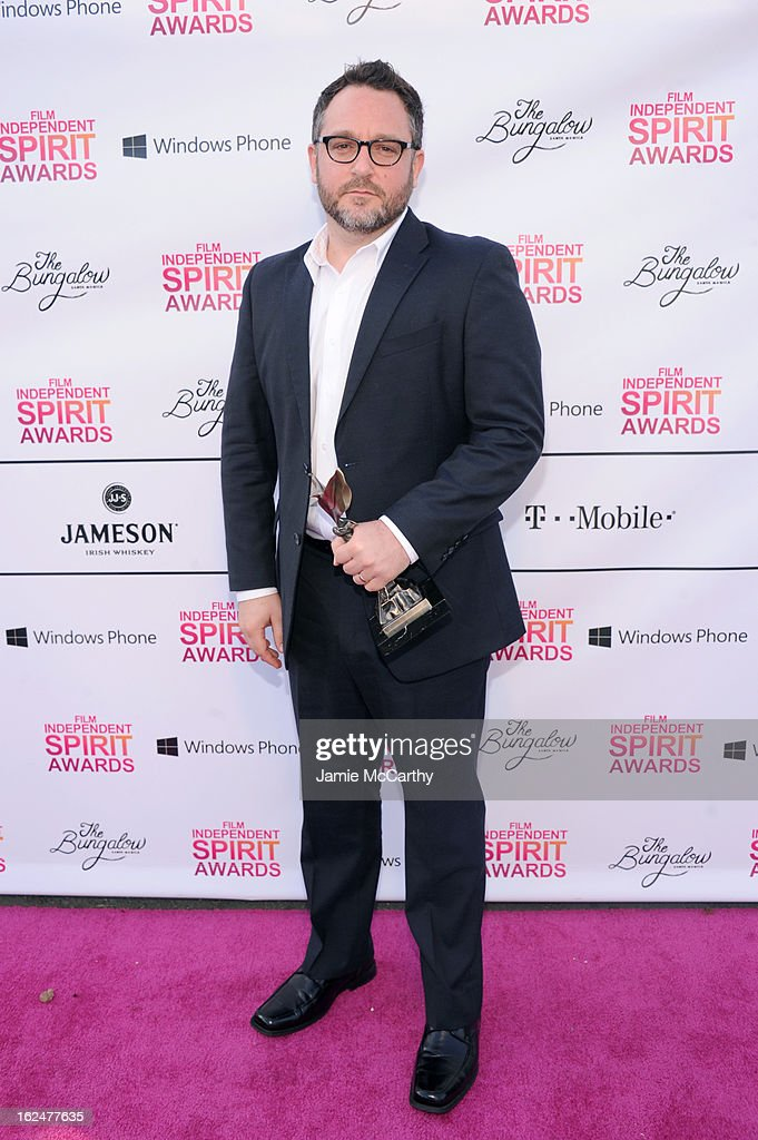 Director Colin Trevorrow attends the 2013 Film Independent Spirit Awards After Party hosted by Microsoft Windows Phone at The Bungalow at The Fairmont Hotel on February 23, 2013 in Santa Monica, California.