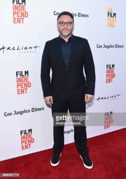 Director Colin Trevorrow attends the opening night premiere of Focus Features' 'The Book of Henry' during the 2017 Los Angeles Film Festival at...