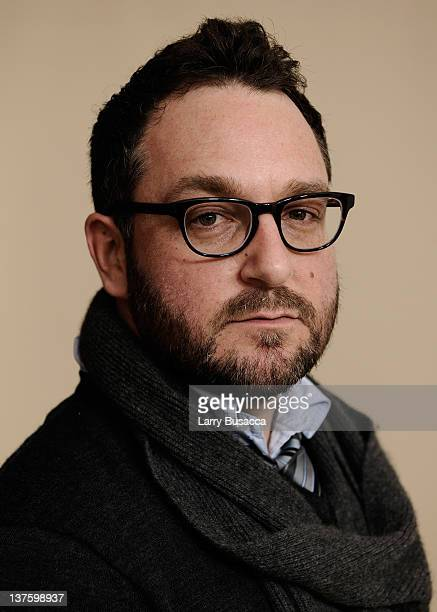 Director Colin Trevorrow poses for a portrait during the 2012 Sundance Film Festival at the Getty Images Portrait Studio at TMobile Village at the...