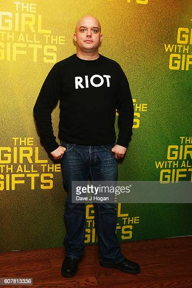 Director Colm McCarthy attends a special screening of 'The Girl With All The Gifts' at Vue West End on September 19 2016 in London England