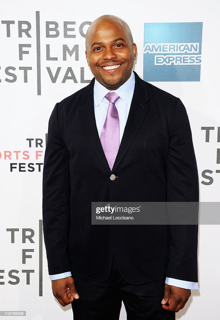 Director Coodie Simmons attends the Tribeca/ESPN Sports Film Festival Gala for Benji during the 2012 Tribeca Film Festival at the Borough of Manhattan Community College on April 20, 2012 in New York City.
