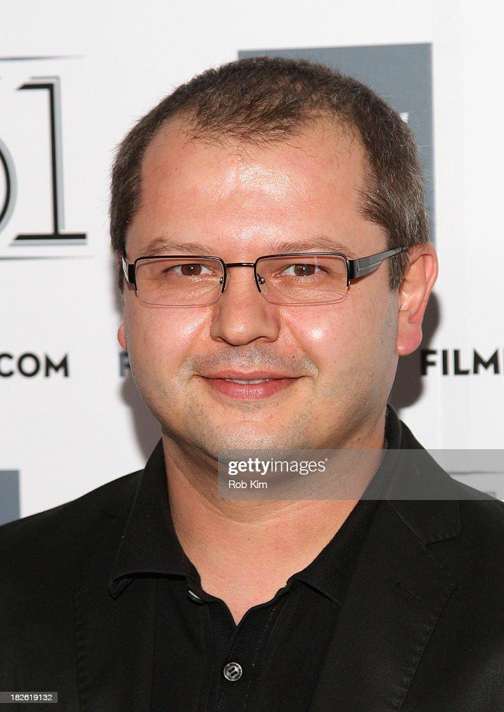 Director Corneliu Porumboiu attends the 'Jimmy