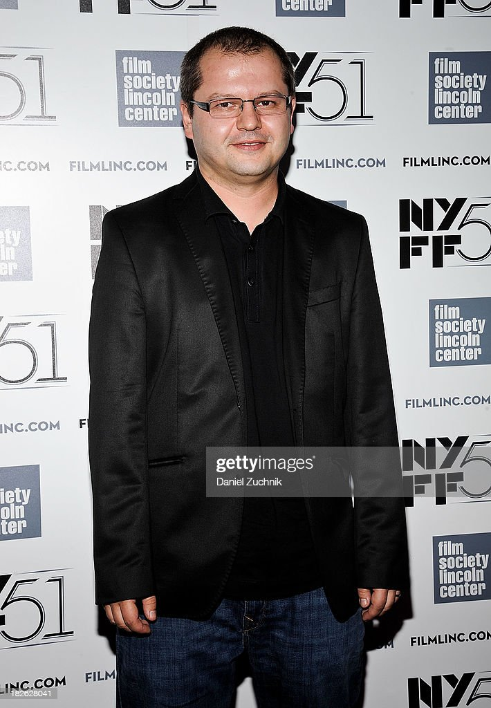 Director Corneliu Porumboiu attends the 'Jimmy