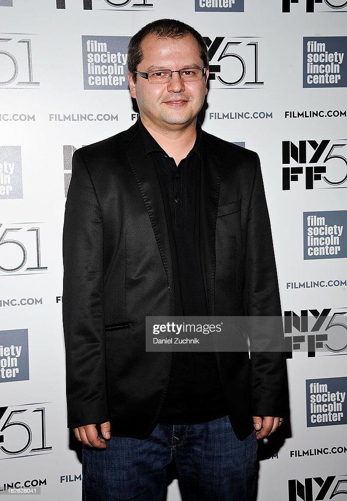 Director <a gi-track='captionPersonalityLinkClicked' href=/galleries/search?phrase=Corneliu+Porumboiu&family=editorial&specificpeople=607008 ng-click='$event.stopPropagation()'>Corneliu Porumboiu</a> attends the 'Jimmy