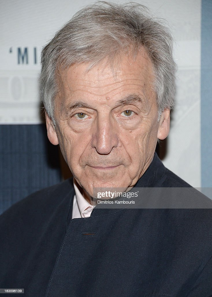 Director Costa Gavras attends 'Capital' New York Special Screening at FIAF on October 7, 2013 in New York City.