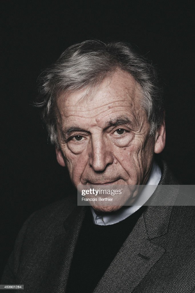 Director Costa Gavras is photographed for Self Assignment on February 4, 2014 in Paris, France.