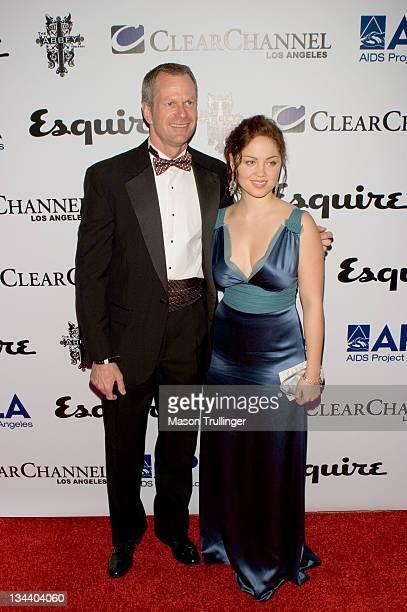 Director Craig Thompson and Erika Christensen