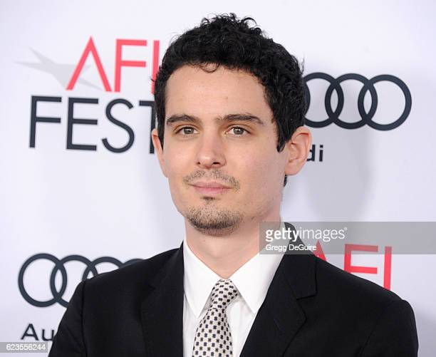 Director Damien Chazelle arrives at the AFI FEST 2016 Presented By Audi Screening Of Lionsgate's 'La La Land' at TCL Chinese Theatre on November 15...
