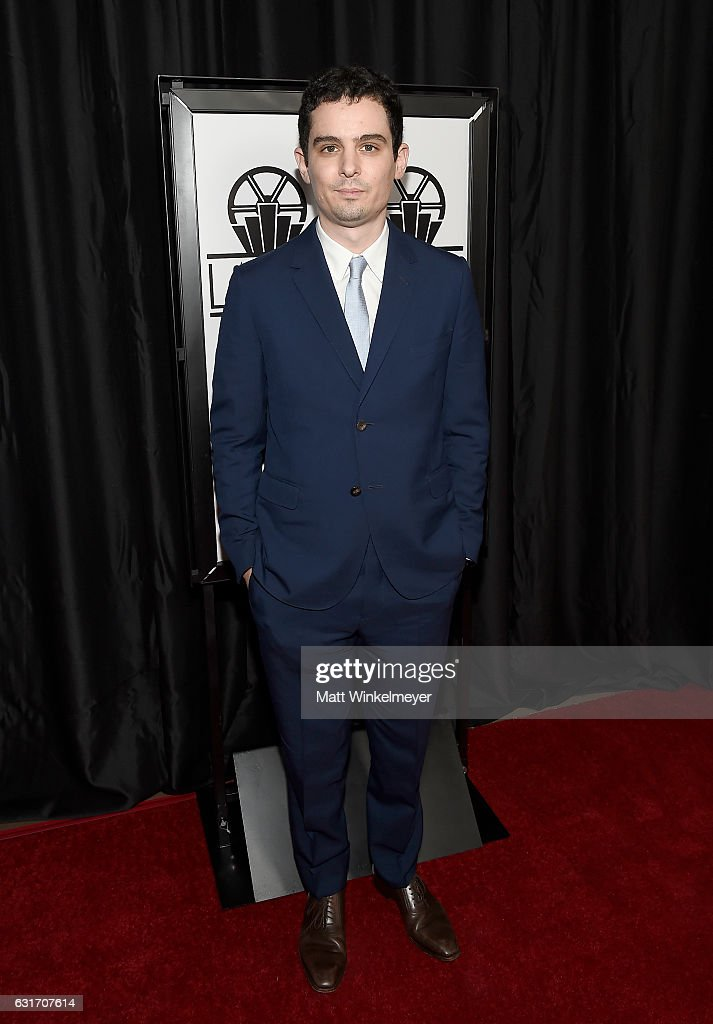 Director Damien Chazelle attends the 42nd annual Los Angeles Film Critics Association Awards at InterContinental Los Angeles Century City on January 14, 2017 in Los Angeles, California.