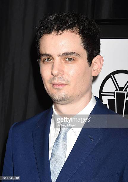 Director Damien Chazelle attends the 42nd annual Los Angeles Film Critics Association Awards at InterContinental Los Angeles Century City on January...