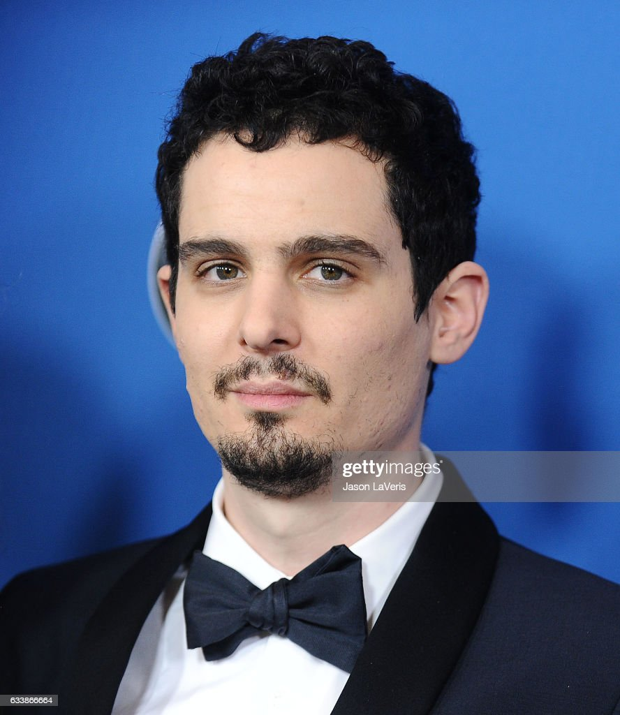 Director Damien Chazelle attends the 69th annual Directors Guild of America Awards at The Beverly Hilton Hotel on February 4, 2017 in Beverly Hills, California.
