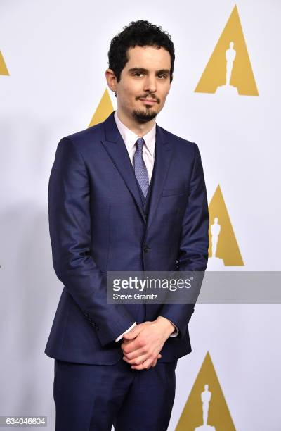 Director Damien Chazelle attends the 89th Annual Academy Awards Nominee Luncheon at The Beverly Hilton Hotel on February 6 2017 in Beverly Hills...