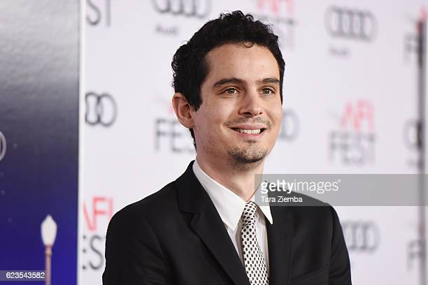Director Damien Chazelle attends the premiere of 'LA LA LAND' at AFI Fest 2016 presented by Audi at The Chinese Theatre on November 15 2016 in...