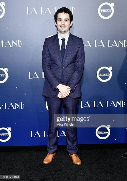 Director Damien Chazelle attends the premiere of Lionsgate's 'La La Land' at Mann Village Theatre on December 6 2016 in Westwood California