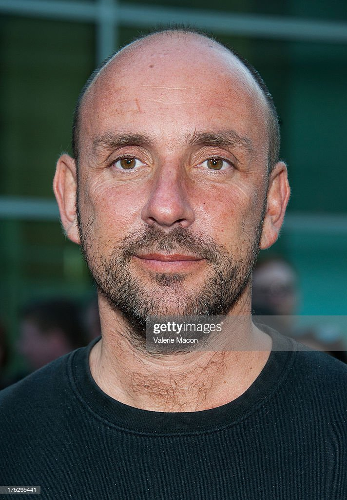 Director Dan Mazer arrives at the Screening Of Magnolia Pictures' 'I Give It A Year' at ArcLight Hollywood on August 1, 2013 in Hollywood, California.