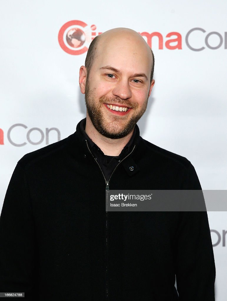 Director Dan Scanlon arrives at The Walt Disney Studios Motion Pictures presentation to promote his upcoming animated film, 'Monsters University' at Caesars Palace during CinemaCon, the official convention of the National Association of Theatre Owners on April 17, 2013 in Las Vegas, Nevada.