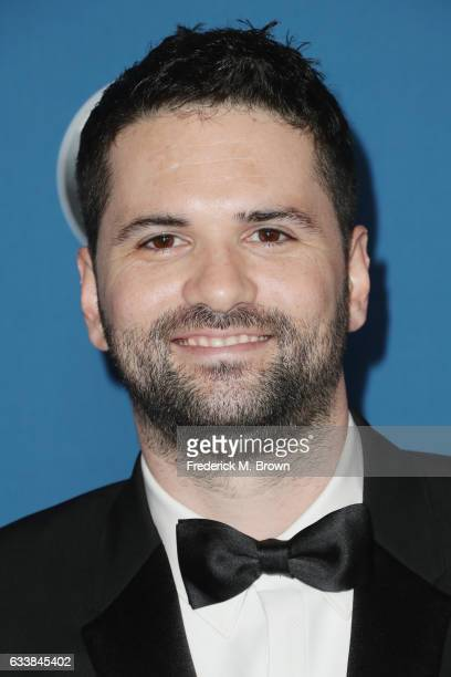 Director Dan Trachtenberg attends the 69th Annual Directors Guild of America Awards at The Beverly Hilton Hotel on February 4 2017 in Beverly Hills...